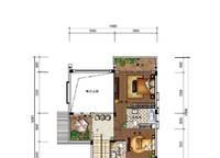 C1户型 三房两厅三卫 211㎡ 3室2厅3卫1厨 211.00㎡