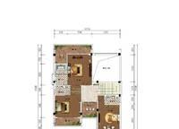 C3户型 四房三厅四卫 285㎡ 4室3厅4卫1厨 285.00㎡