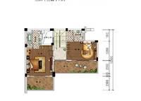 C8户型 三房两厅三卫 165㎡ 3室2厅3卫1厨 165.00㎡