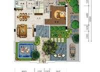 C8户型 三房两厅三卫 165㎡ 4室2厅3卫1厨 165.00㎡
