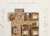 125㎡ 3室2厅2卫1厨 125.00㎡