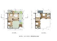 h6 3室2厅4卫1厨 139.28㎡